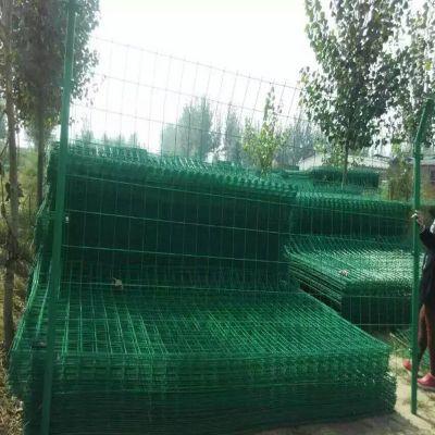场地隔离围栏网 绿色护栏网哪里有 防护网渭南市厂家