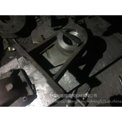 JS1500河南搅拌机配件搅拌叶片减速机齿轮原厂配件盛隆供应