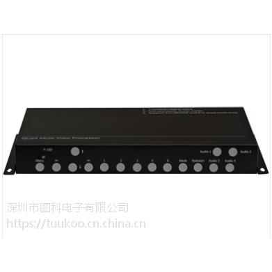 TK-CS71 HDMI4画面分割器 画面分频器 高清分割器