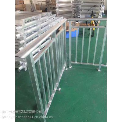 广西贺州扶贫安置房阳台栏杆加工