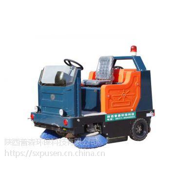 物业道路清扫车、扫地车图片、驾驶式扫地车、中小型电动清扫车