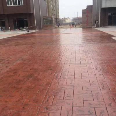 泰安压花混凝土强化料、压花混凝土脱模粉、压花混凝土保护剂