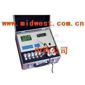 (WLY)中西便携式土壤检测仪型号:MC12/TRF-1库号:M6572