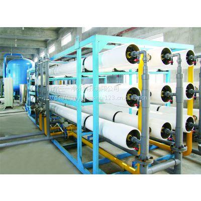 山东三一科技SY-5TDF水处理设备 5吨反渗透设备详细介绍及产品应用