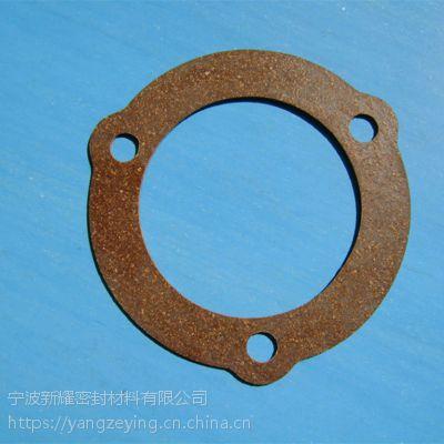 厂家直供优质 软木橡胶垫 宁波新耀密封