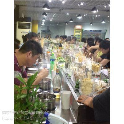 蚌埠涮烤一体式串串香火锅销售直供