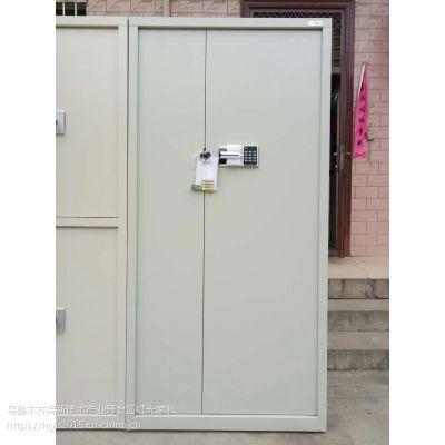 供应博乐地区钢制双节电子保密文件柜