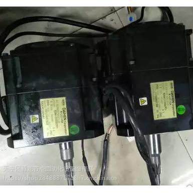 常州拆机安川伺服电机现货 SGMAH-08AAA41 议价