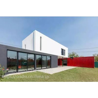 优质集装箱房屋,住人集装箱房制作-选山西盛大钢构