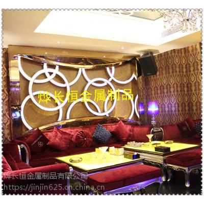 提供深圳酒店背景墙不锈钢屏风,深圳不锈钢图片