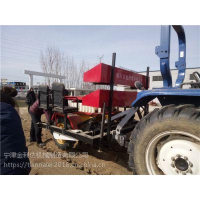 山东田耐尔油用牡丹专用移栽机真正的牡丹移栽专家