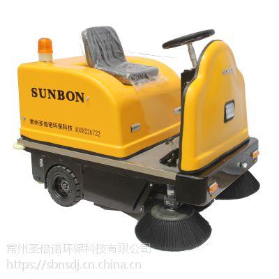 常州扫地车厂家供应电动扫地机-常州圣倍诺环保