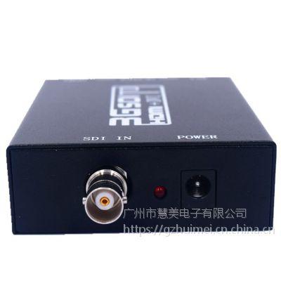 3G-SDI转HDMI+DVI双接口转换器