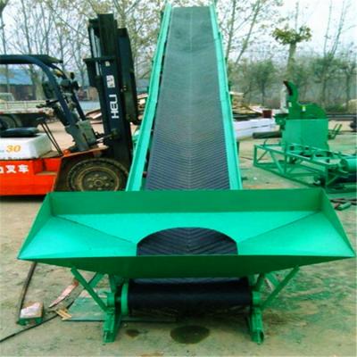 化工原料皮带输送机设计 兴亚220伏小型输送带机视频