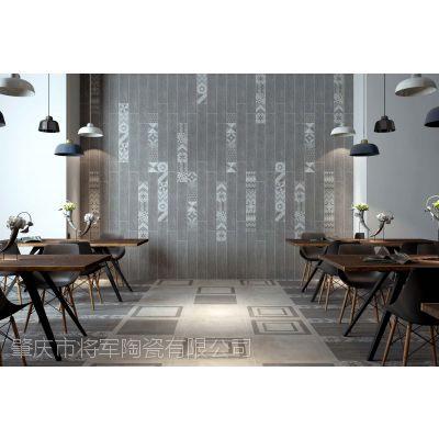 大将军陶瓷木纹砖美洲灰橡:让你领略不一样的高雅温馨风