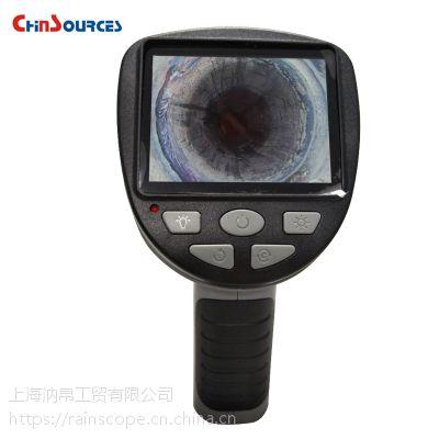 Chinsources99H工业内窥镜,汽车发动机油管火花塞检修内窥镜, 5.5mm镜头外径