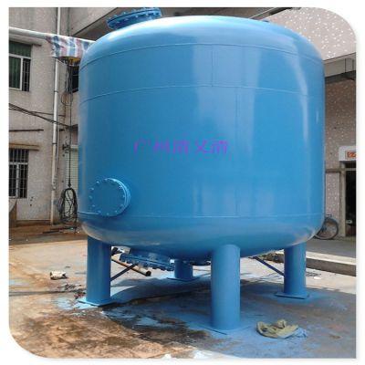 清又清厂家直销立式污水过滤罐 恩平市水处理机械过滤罐体