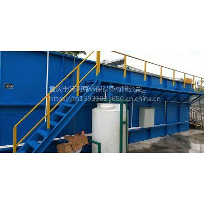 供应沃利克品牌碳钢材质溶气气浮机
