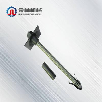 山东省元旦促销螺纹钢锚杆 矿用右旋锚杆18*1.6