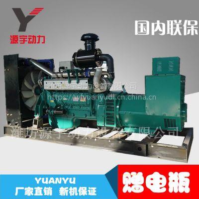 斯太尔300kw千瓦柴油发电机组 六缸发动机纯铜电机性能稳定