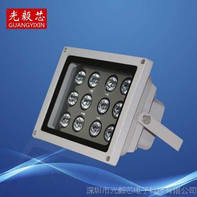 高速路口 LED白光监控补光灯 智能开启 夜视监控辅助照明
