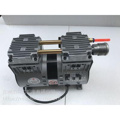 东莞台冠干式真空泵批发商分享旋片式真空泵结构原理