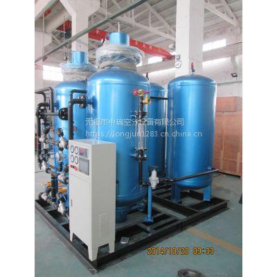 河北工业氧气系统设备 60m3/h 93% 中瑞制氧机厂家供应