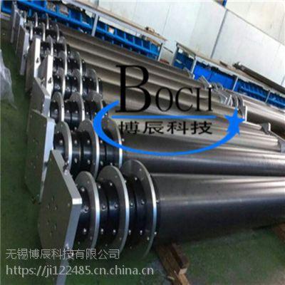 广州厂家直销20米 多节气动升降杆 博辰移动照明车制造