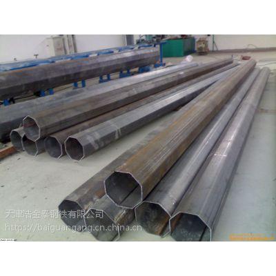天津不锈钢八角管生产厂家/非标管厂家