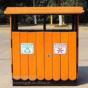 供青海格尔木户外垃圾箱和玉树环卫垃圾箱