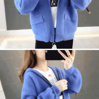 贵州遵义去哪找秋冬新款低价毛衣进货 东莞服装厂家常年生产女士毛衣低价韩版个性毛衣批发