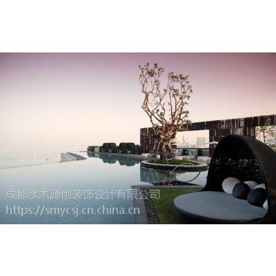 自贡酒店设计—水木源创SMY—希尔顿酒店设计案例欣赏