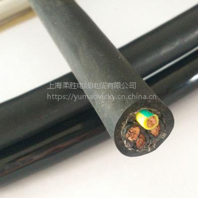 往复机拖链电缆 往复机用耐折弯线 数控设备专用电缆