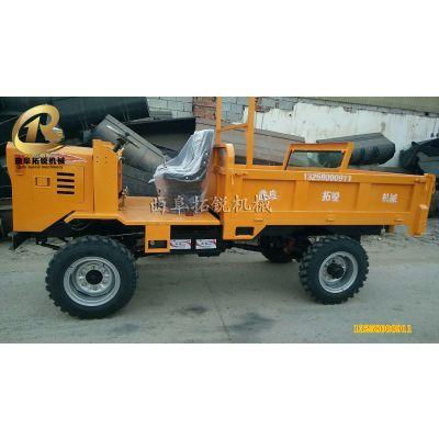 农业种地肥料种子工具搬运装卸车 拓锐四驱 四不像车 载重三吨 三开门 阳江1