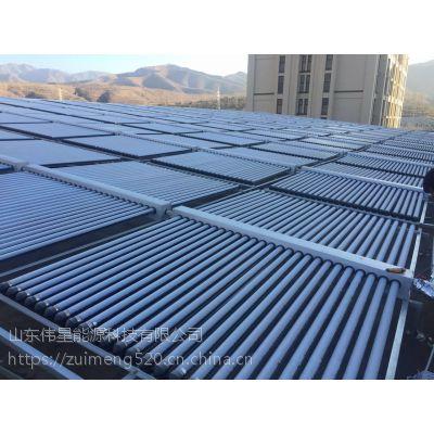 山东济南力诺瑞特太阳能设备