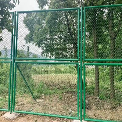 批发体育场围网 篮球场护栏网 组装篮球场围网安装 厂家定制