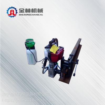 中国山西太原月底促销 内燃钢轨钻孔机