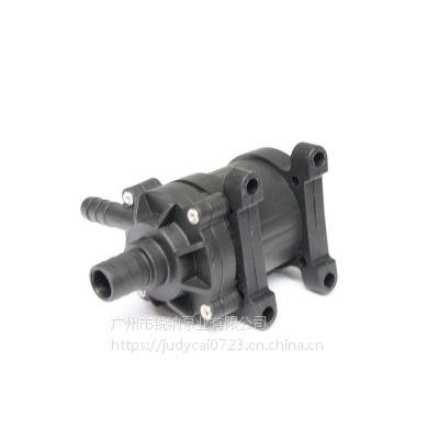 供应锐纳泵业RN40系列12V/24V直流无刷美容仪器设备专用水泵,不阻塞