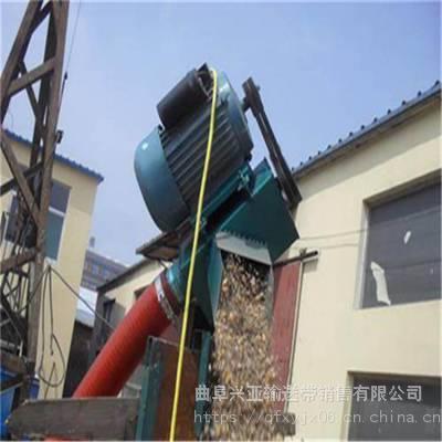 兴亚汉中市大中小型车载吸粮机 串联输送抽粮机 粮食装车吸粮机