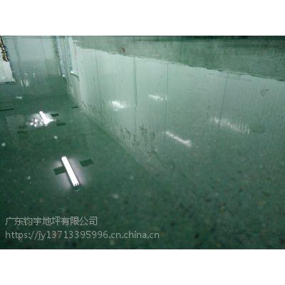 博罗(县)停车场金刚砂地坪——惠城(区)厂房金刚砂固化施工