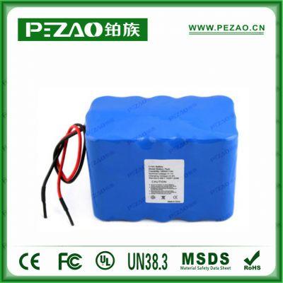 铂族电池 检测设备电池/环境监测仪/测绘仪电池/轨道检测仪电池组/18650锂电池