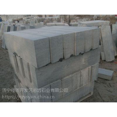 嘉祥路沿石的安装形式及材质加工要求