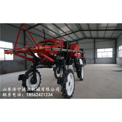 天津五十马力四缸喷药机自走式喷药机供应商