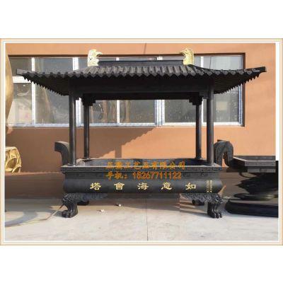 温州铸铁|铸铜香炉生产厂家,正圆长方形香炉