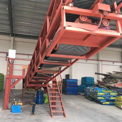 港口定做皮带输送机 兴亚茶叶皮带输送机生产
