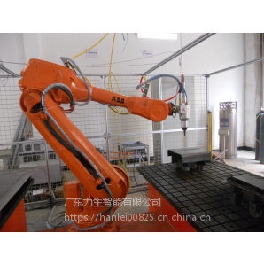 三维非金属CO2自动激光切割塑料机器人切割保险杠 瑞士ABB机器人