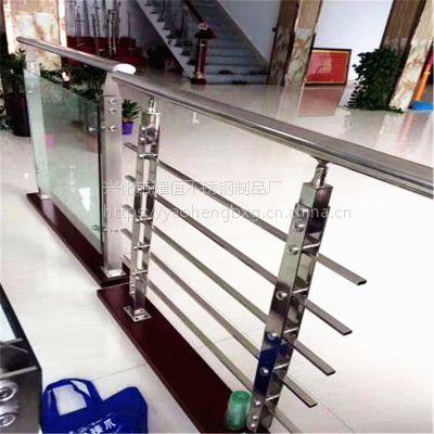 耀恒 加工定做304不锈钢阳台护栏 精致室内 室外家庭阳台栏杆