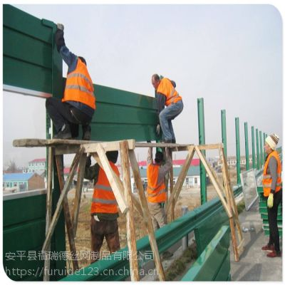 镀锌板百叶孔高速公路隔音板厂家供应联系闫经理