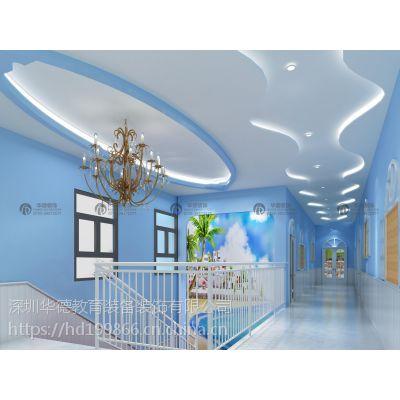 深圳市早教中心装修设计公司选择哪家公司