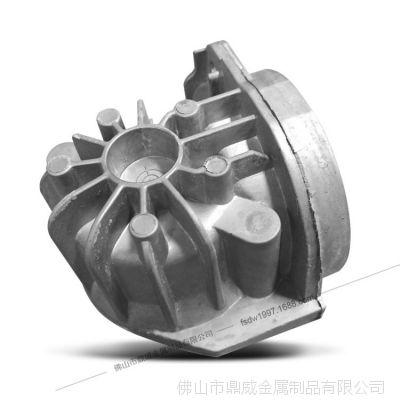 佛山汽车油泵 前盖 后盖 农业机械铝合金配件 17年专注压铸加工